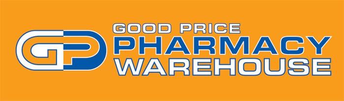 Good Price Pharmacy Warehouse logo
